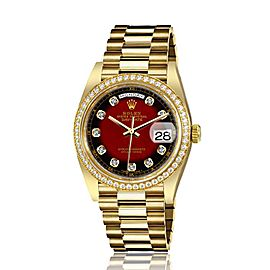 Rolex Day-Date 18078 36mm Mens Watch
