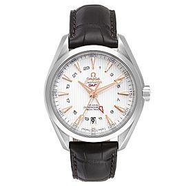 Omega Seamaster Aqua Terra GMT Co-Axial Watch
