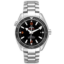 Omega Seamaster Planet Ocean 600M Steel Watch