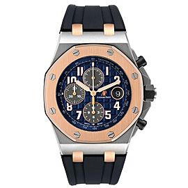Audemars Piguet Royal Oak Offshore Steel Rose Gold Watch