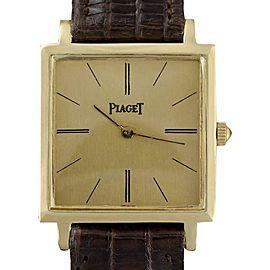 Piaget 901 Vintage 26mm Unisex Watch