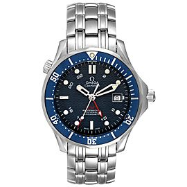 Omega Seamaster Bond 300M GMT Co-Axial Mens Watch