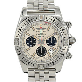 BREITLING Chronomat 44 Airborne AB01154 SS Date Automatic Men's Watch