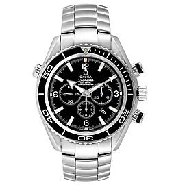 Omega Seamaster Planet Ocean Chronograph Steel Mens Watch 2210.50.00