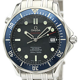 Polished OMEGA Seamaster Professional 300M Automatic Mens Watch 2220.80