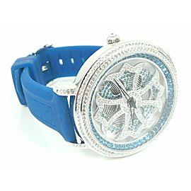 Anne Coquine Quartz Around Wristwatch Watch CHAT-59