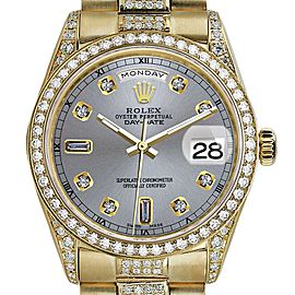 Rolex Presidential 18038 36mm Mens Watch