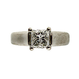 Scott Kay Platinum 1.15ct Diamond Ring Size 7
