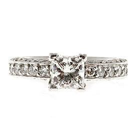 Tacori Diamond Mens Engagement Ring