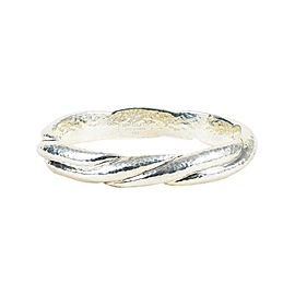 "Ippolita 925 Sterling Silver ""Twisted Glamazon"" Bangle Bracelet"