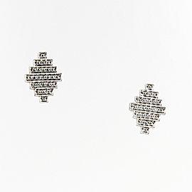 Dana Rebecca JEB 14K White Gold 0.26tcw. Diamond Earrings