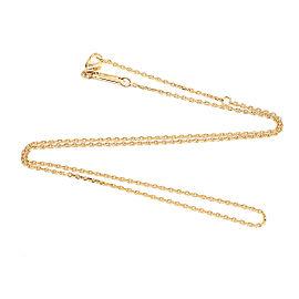 Chopard 18K Rose Gold Necklace