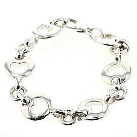TIFFANY & Co 925 Silver Pierce Tohart bracelet TBRK-190