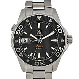 TAG HEUER Aqua racer WAJ2110.BA0870 Caliber 5 Automatic Men's Watch
