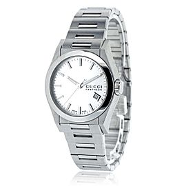 Gucci Pantheon YA115402 Stainless Steel Womens Watch