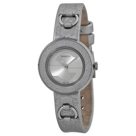 Gucci YA129507 U-Play Stainless Steel Womens Watch