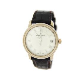Blancpain Villeret Ultra Slim 1158.1527 Automatic 18K White Gold Mens Watch