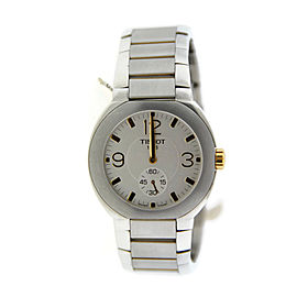 Tissot Two Tone Stainless Steel Watch