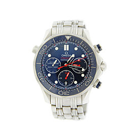Omega Seamaster 212.30.42.50.03.001 Chronograph Ceramic Stainless Steel Watch