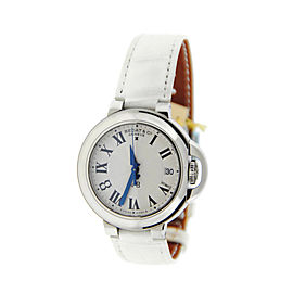 Bedat & Co. 828.011.600 No.8 Stainless Steel & Leather Automatic 36.5mm Womens Watch