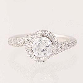 Scott Kay Diamond Engagement Ring