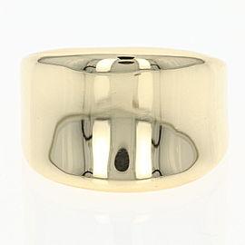 18K Yellow Gold Diamond Ring Size 9