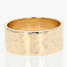 14K Yellow Gold Ring Size 10