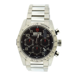 Tudor Fastrider 42000 Stainless Steel Automatic 42mm Mens Watch