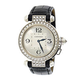 Cartier Pasha WJ11922G 32mm Womens Watch