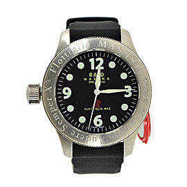 Raid Flottiglia ARM500WW Stainless Steel 49mm Mens Watch