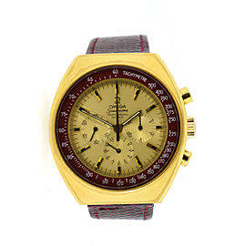 Omega Speedmaster 145.031 Gold Plated Steel Vintage 41mm Mens Watch