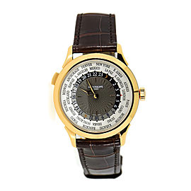 Patek Philippe World Time 5230R-001 39.5mm Mens Watch
