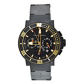 Ulysse Nardin Diver 353-90 46mm Mens Watch