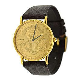Corum Coin 35mm Mens Watch
