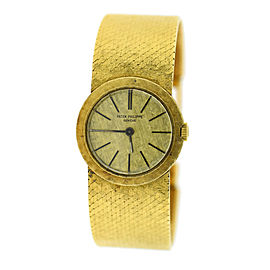 Patek Philippe Vintage 3321 24mm Womens Watch