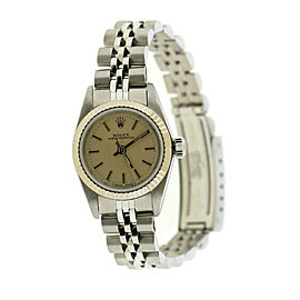 Rolex Oyster Perpetual 67194 26mm Womens Watch