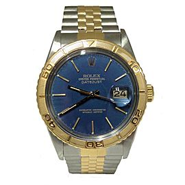 Rolex Datejust 16253 37mm Mens Watch