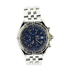 Breitling Windrider A13055 43mm Mens Watch