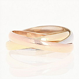 Cartier 18K Rose Gold Ring Size 4
