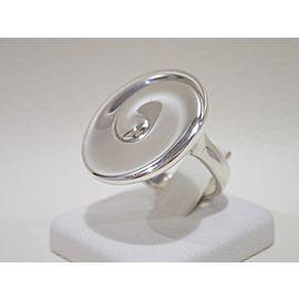 Georg Jensen Sterling Silver Ring Size 6