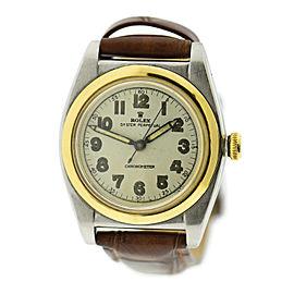 Rolex hronometer Bubbleback 3135 32mm Mens Watch
