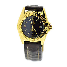 Breitling Callistino 18K Yellow Gold Watch K52045