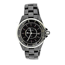 Chanel J12 H1634 33mm Womens Watch