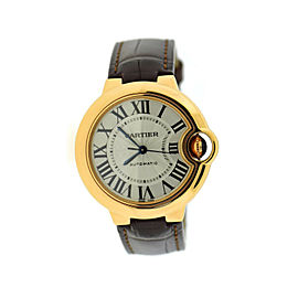 Cartier Ballon W6920077 33mm Womens Watch