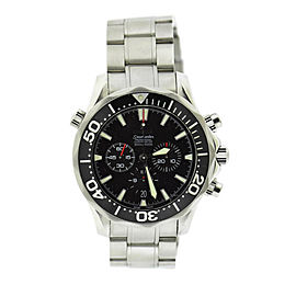 Omega Seamaster 300M Chronograph Stainless Steel Watch 2594.52