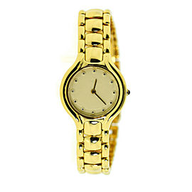 Ebel Beluga Diamond 18K Yellow Gold Watch 866960
