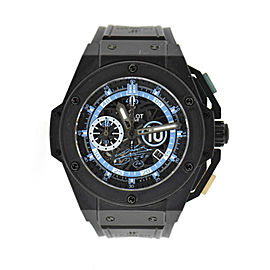 Hublot Big Bang King Diego Maradona Black Ceramic Watch 716.CI.1129.RX.DMA11