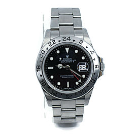 Rolex Explorer II Stainless Steel Watch 16570