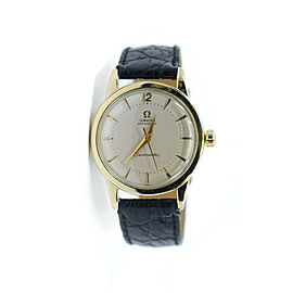 Omega Seamaster Cal 500 14K Yellow Gold Watch