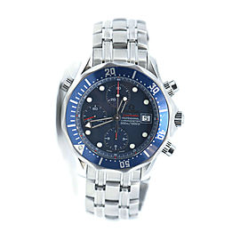 Omega Seamaster 300M Chronograph Stainless Steel Watch 2225.80